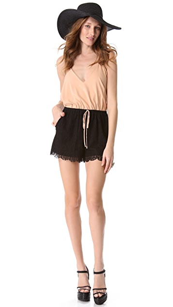 6 Shore Road Malay Lace Romper
