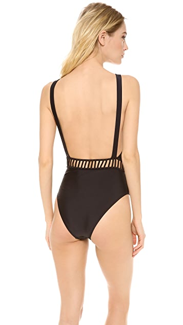 6 Shore Road Bombini One Piece Swimsuit