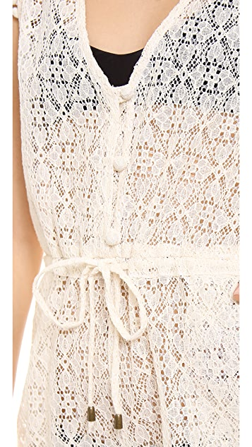6 Shore Road Lazy Sunday's Lace Romper