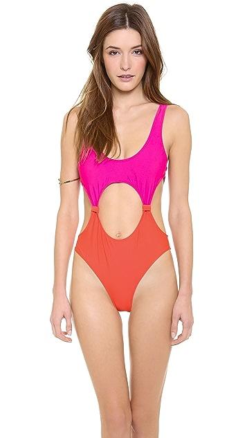 6 Shore Road Santa Cruz One Piece Swimsuit