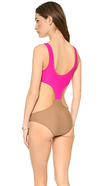 6 Shore Road Mirage One Piece Swimsuit