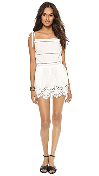 6 Shore Road by Pooja First Crush Romper