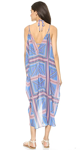 6 Shore Road Carnival Beach Cover Up