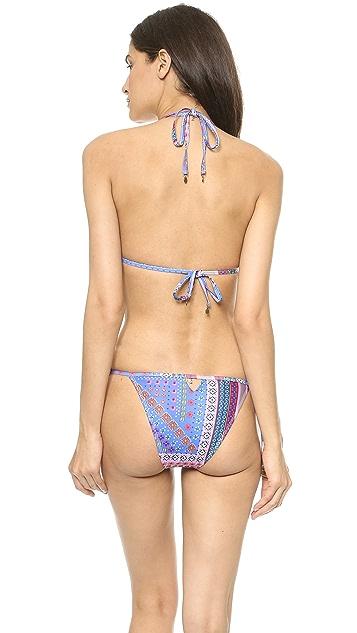 6 Shore Road Escapers Bikini Top