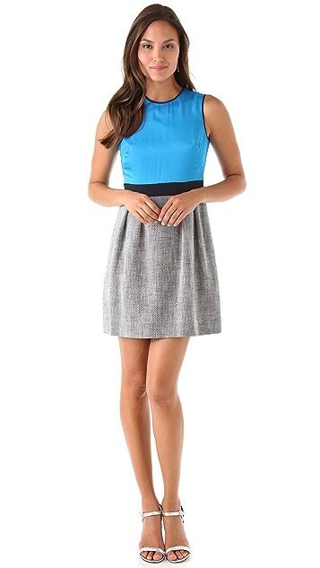 Shoshanna Danika Combo Dress
