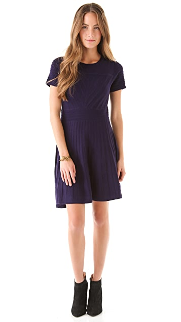 Shoshanna Margot Sweater Dress