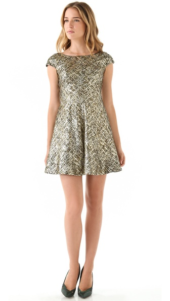 Shoshanna Bethany Dress