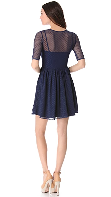 Shoshanna Lace Felicity Dress