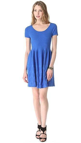Shoshanna Leanda Knit Dress