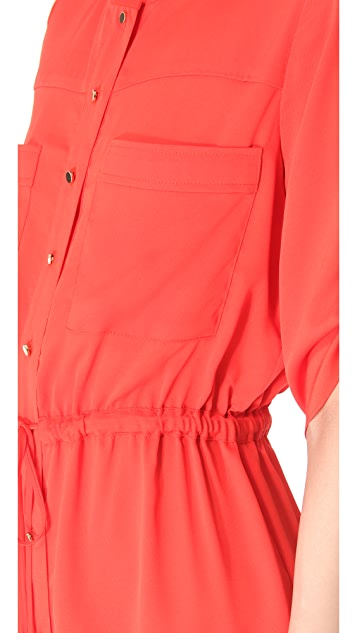Shoshanna Jodi Shirtdress