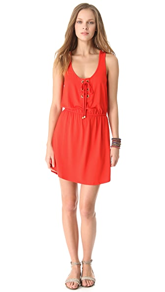Shoshanna Cover Up Tank Dress