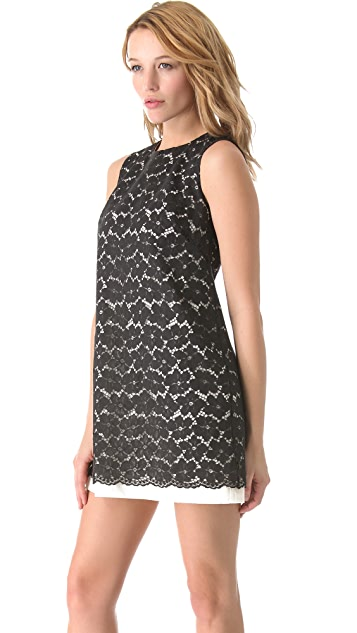 Shoshanna Lace Karen Dress