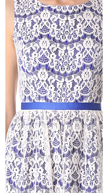 Shoshanna Lace June Dress