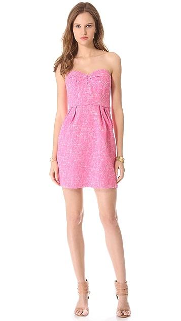 Shoshanna Reilly Strapless Dress