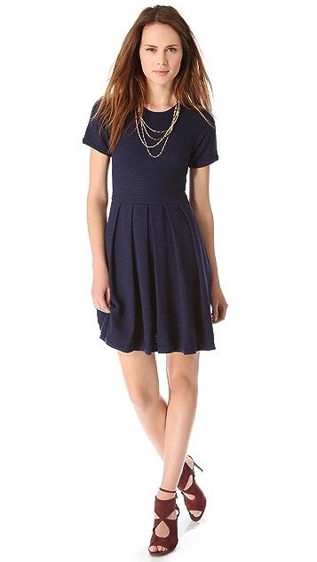 Shoshanna Valentina Sweater Dress