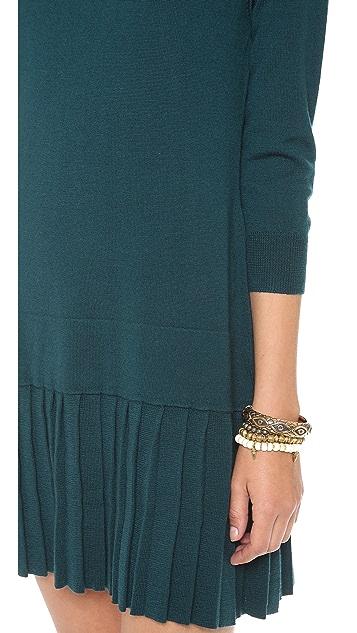 Shoshanna Lisette Sweater Dress