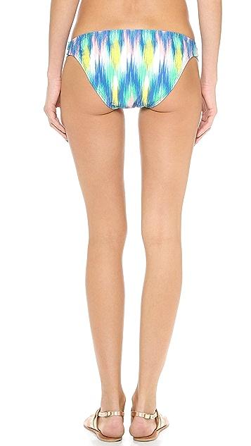 Shoshanna Rio Vista Ikat Bikini Bottoms