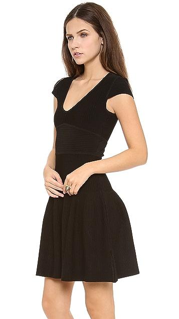Shoshanna Fiona Sweater Dress