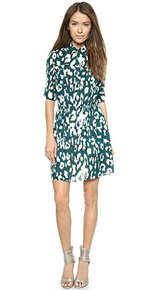 Shoshanna Judy Shirtdress