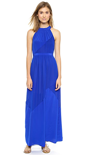 Shoshanna Darren Maxi Dress