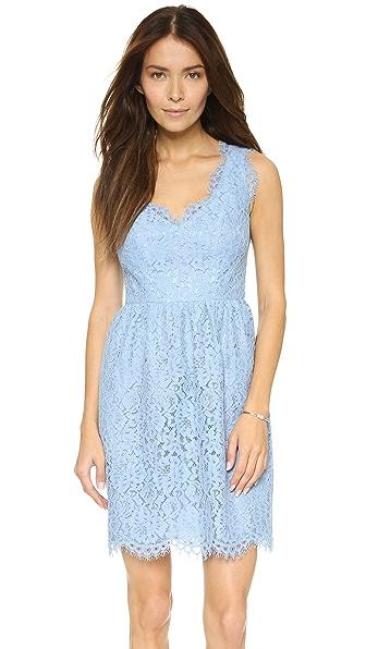 Shoshanna Sierra Lace Dress