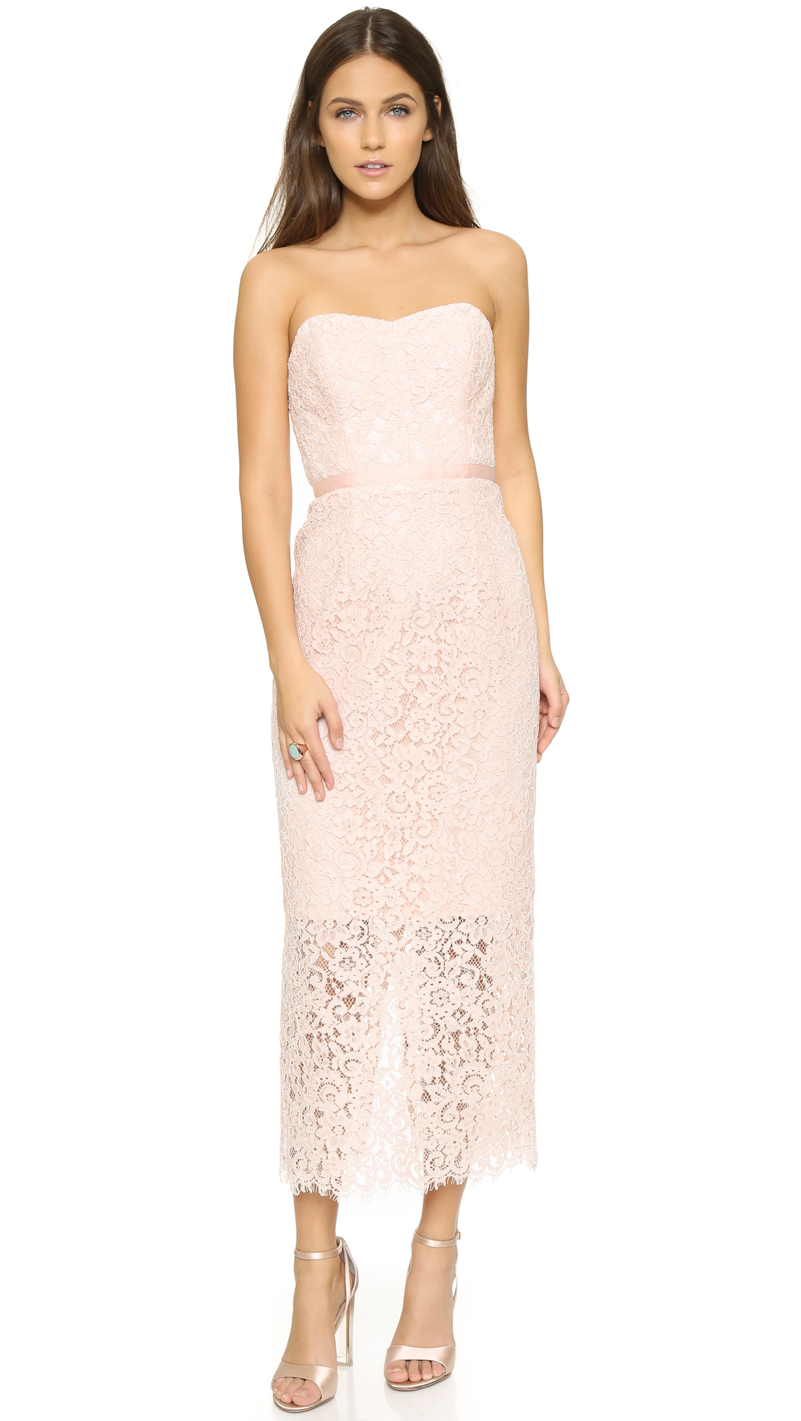 Shoshanna Ellie Lace Dress | SHOPBOP