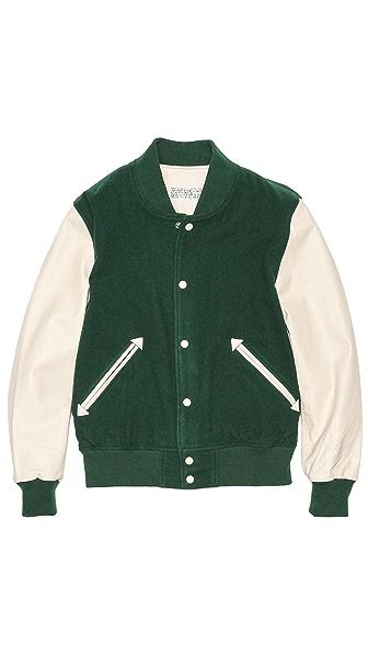 Shipley & Halmos Ralphie Varsity Jacket