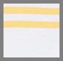 Dusty Yellow/White
