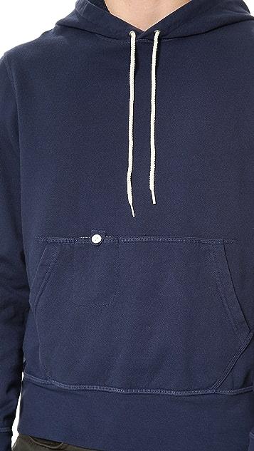 Shipley & Halmos Pele Pullover Hoodie