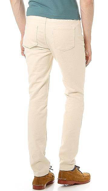 Shipley & Halmos Rhodes Five Pocket Jeans