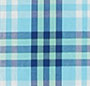 Blue Keys Plaid