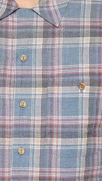 Shipley & Halmos Garrison Camp Shirt