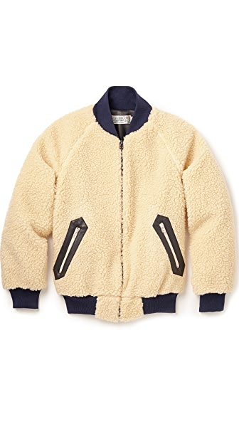 Shipley & Halmos Mullen Fleece Jacket