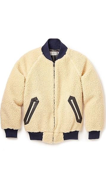 Shipley & Halmos Mullen Fleece Jacket
