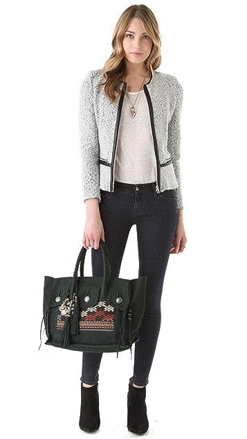 Simone Camille Small Carpet Bag