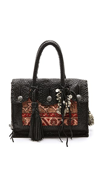 Simone Camille Small Carpet Bag