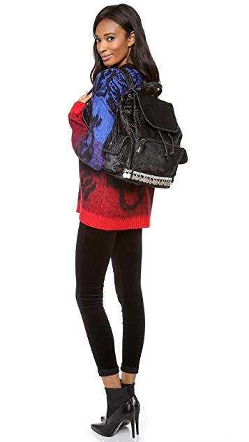 Simone Camille The Haircalf Backpack