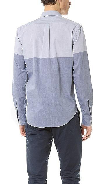Sidian, Ersatz & Vanes Colorblock Classic Shirt