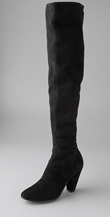 Sigerson Morrison Slouch Over the Knee Boots