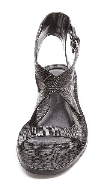 Sigerson Morrison Ariel Strapped Sandals