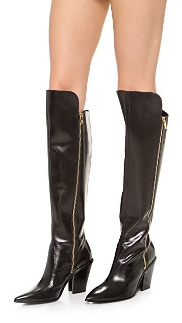 Sigerson Morrison Ilane Over the Knee Boots