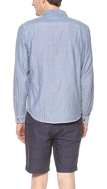 1670 HBC Pitt Sport Shirt