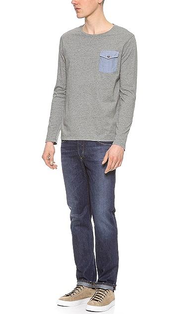 1670 HBC Dover Long Sleeve T-Shirt