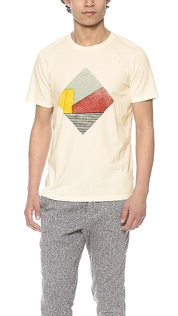 1670 HBC Lakescape T-Shirt