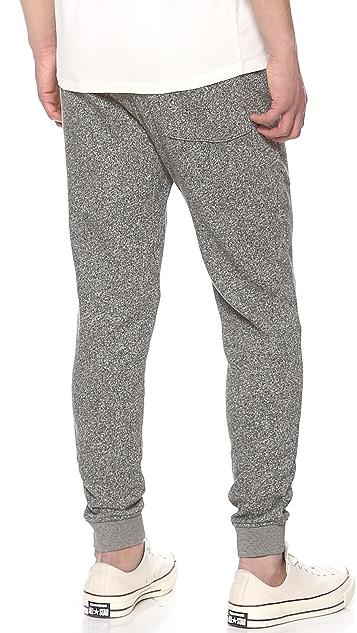 1670 HBC Weekend Sweatpants with Interior Stripe