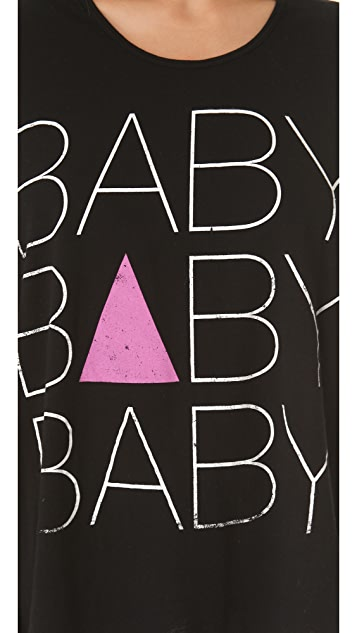 Sincerely Jules Baby Baby Baby Tee