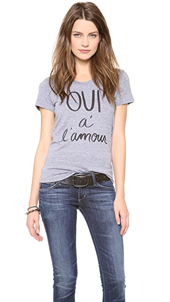 Sincerely Jules I Say Yes to Love! Tee