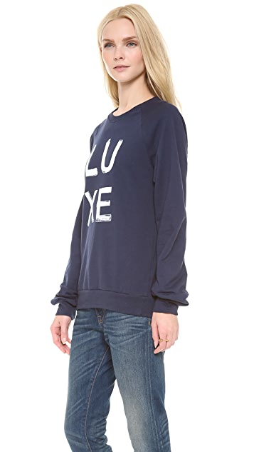 Sincerely Jules Luxe Pullover