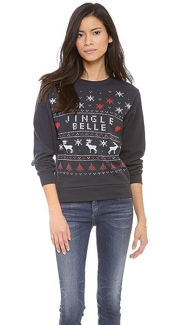 Sincerely Jules Jingle Belle Sweatshirt