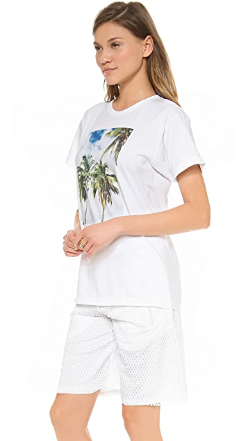Sincerely Jules Cali Palms Tee